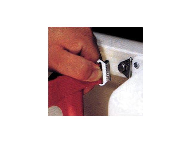 Pro Net Pn4002 Speed Clips-Quick Release