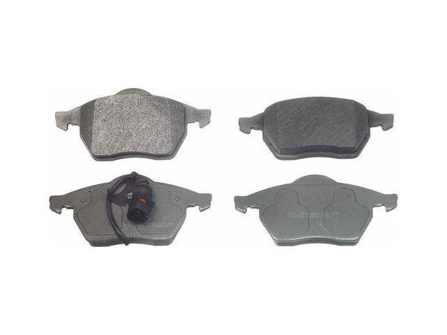 Wagner Mx687A Disc Brake Pad - Thermoquiet, Front