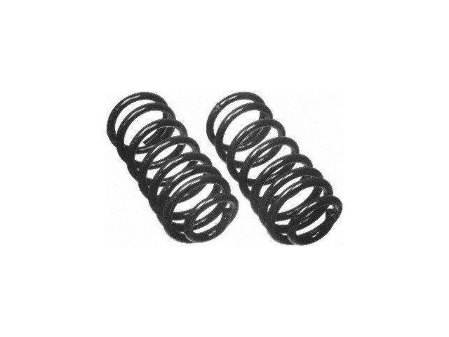 Moog Cc668 Coil Spring, Front