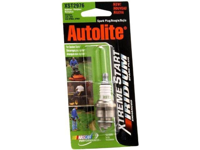 Autolite Xst2976Dp Xtreme Start Small Engine Spark Plug, 1 Per Card