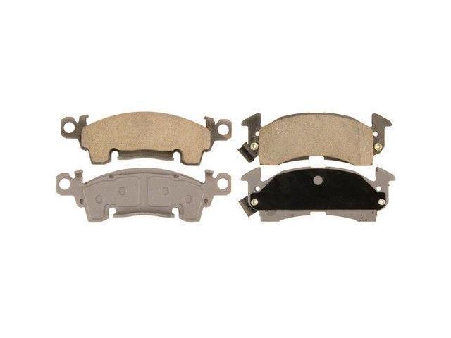 Wagner Qc52 Disc Brake Pad - Thermoquiet, Front