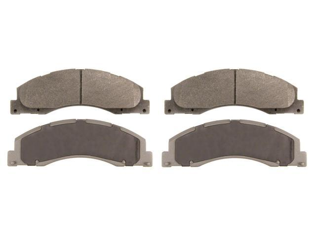 Wagner Mx1328 Disc Brake Pad - Thermoquiet, Front