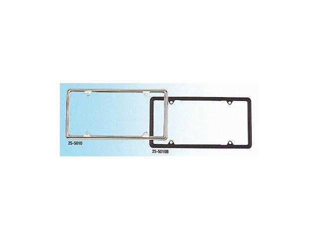 Superior 25-5010 Standard Chrome License Frame-1 Per Card