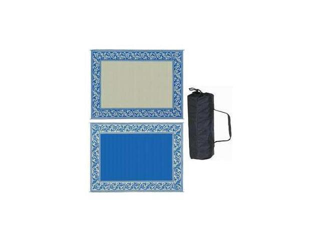 Ming'S Mark Ra3 Blue/Beige 9' X 12' Classical Mat