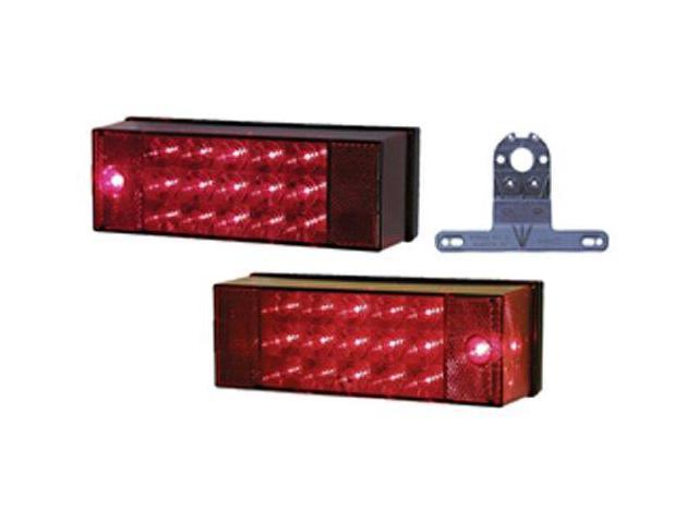 Peterson V947 Piranha Led Trailer Light Kit