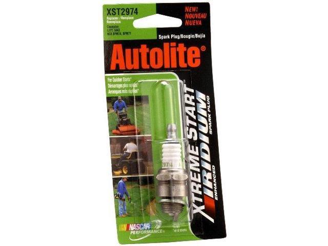 Autolite Xst2974Dp Spark Plug