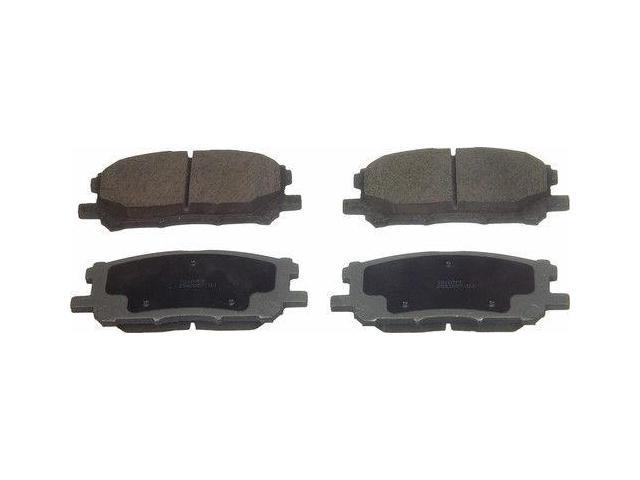 Wagner Qc1005 Disc Brake Pad - Thermoquiet