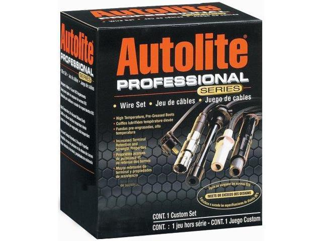Autolite 96198 Spark Plug Wire Set - Professional Series