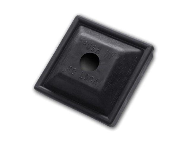 Wirthco 30000 Black Rv Locking Bumper Plug