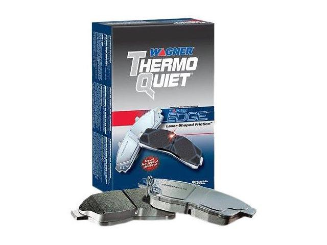 Wagner Qc1089 Disc Brake Pad - Thermoquiet, Front