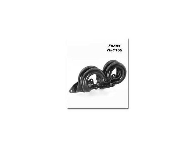 Pace Setter 701077 Pacesetter 70-1077 Black Exhaust Header