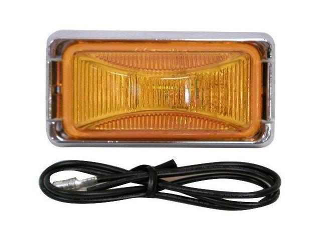 Peterson V150Ka Sealed Clearance/Side Marker Light Kit, Amber