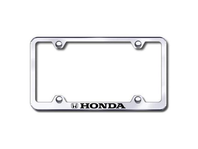 Au-Tomotive Gold Lfwhonec License Plate Frame