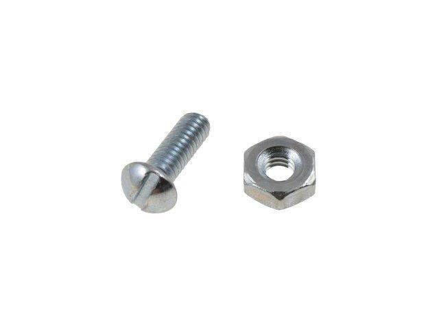 Dorman Help! 44452 Machine Screw #8 X 1/2