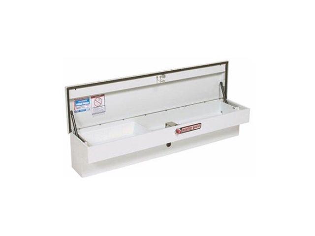 Innerside Truck Box, White ,Weather Guard, 185-3-01
