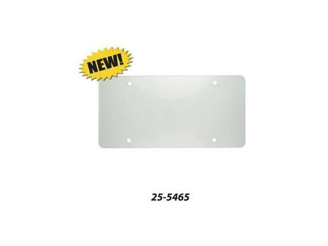 Superior Automotive 255465 Clear License Plate Shield