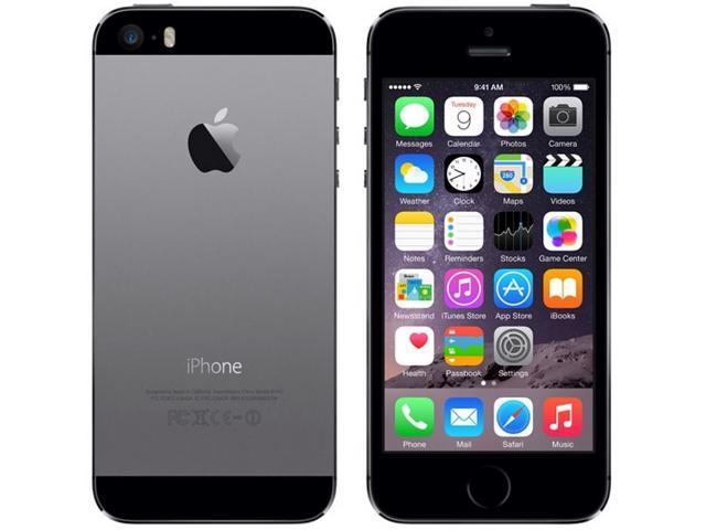 refurbished apple iphone 5s 16gb 32gb 64gb gsm unlocked space grey silver gold. Black Bedroom Furniture Sets. Home Design Ideas