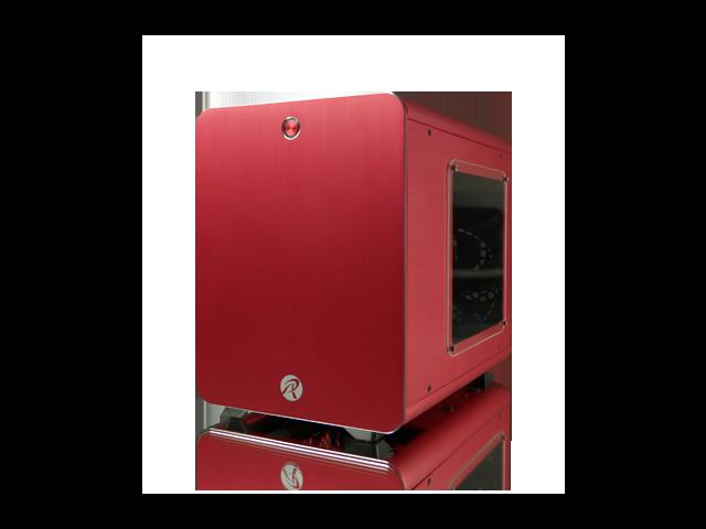 RAIJINTEK METIS Aluminum M-ITX Case, USB 3.0* 2, Compatible with Standard  ATX Power Supply, 170mm VGA Card Length, 160mm CPU Cooler Height, 120mm  Performing ...