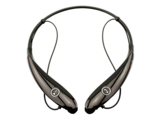 HV-900 Wireless Bluetooth Headset for Sports -Neckband Design(Black)