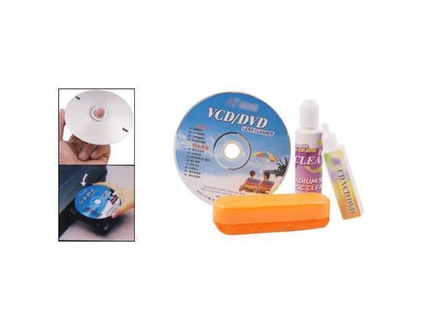 THZY 4 In 1 CD DVD Rom Player MaIntenance Lens Cleaning Kit