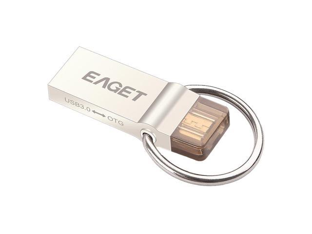 THZY EAGET V90 2nd Gen 64GB USB 3.0 Micro USB OTG Flash Drive for Smartphones Tablets PCs