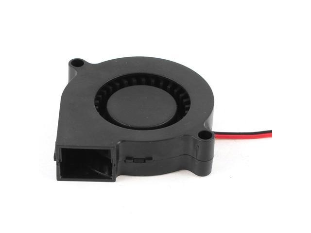 THZY 2 Pin Connector Brushless DC 24V 0.15A Turbo Blower Cooling Fan