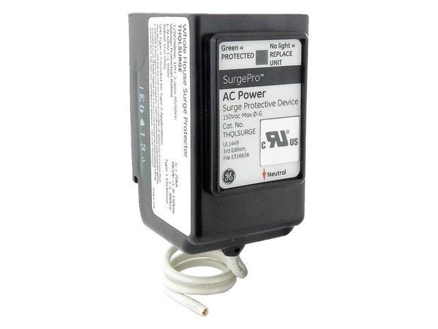 Whole home surge protector wiring diagram leviton