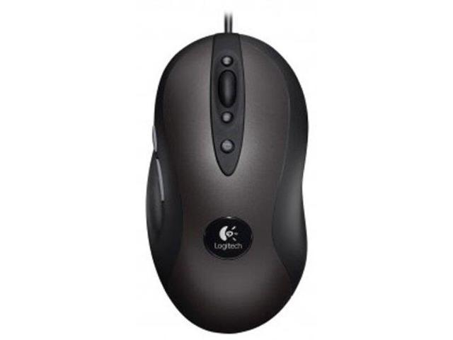 logitech g400 optical gaming mouse neweggcom