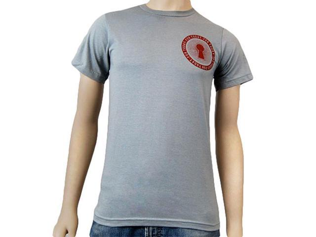 For Today Men's Key Storm T-shirt Large Grey