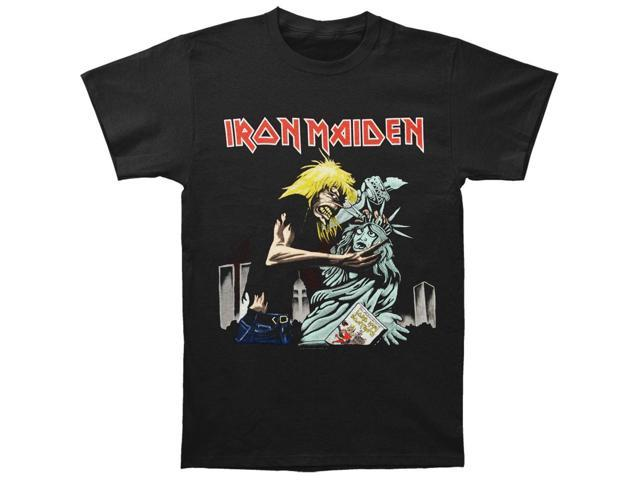 Iron Maiden Men's New York T-shirt XX-Large Black