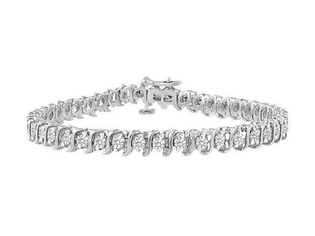 Tennis Bracelet Three Carat Diamonds Complete Diamond S Tennis Bracelet