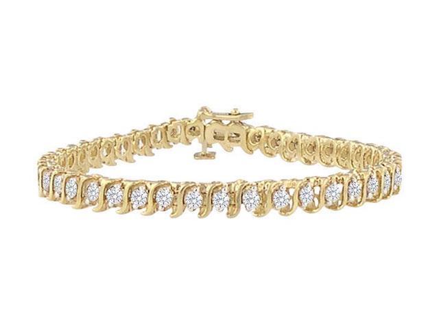Tennis Bracelet Four Carat Diamonds Complete Diamond S Tennis Bracelet