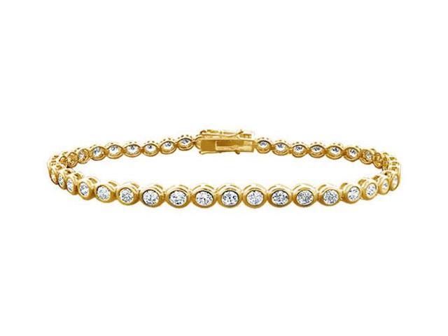 Tennis Bracelet One Carat Diamonds Complete Diamond Tennis Bracelet