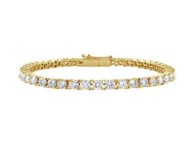 Tennis Bracelet Two Carat Diamonds Complete Diamond Bracelet