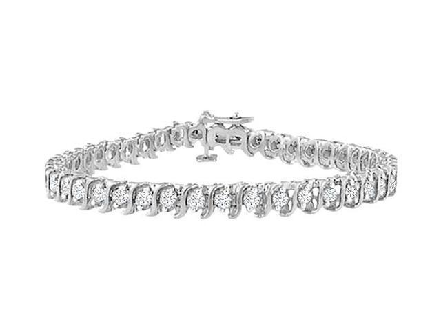 Tennis Bracelet One Carat Diamonds Complete Diamond S Tennis Bracelet