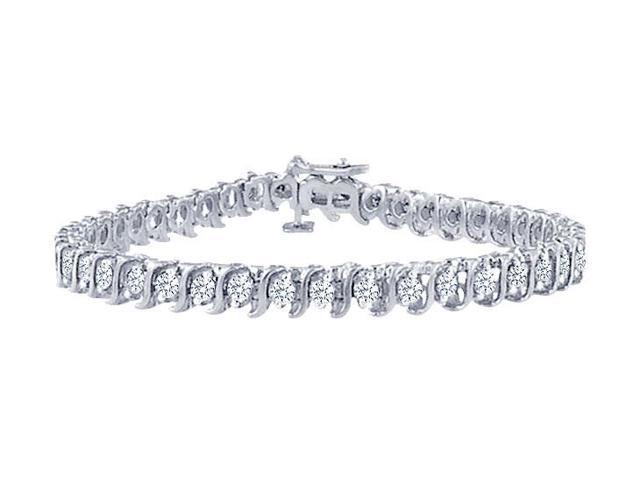 Tennis Bracelet Five Carat Diamonds Complete Diamond S Tennis Bracelet