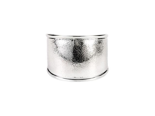 Stainless Steel 7.5 Cuff Bracelet