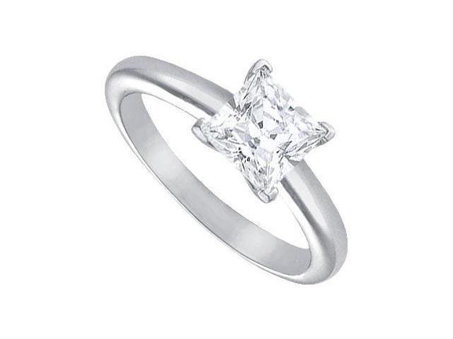 Diamond Solitaire Ring  Platinum  1.75 CT Diamond