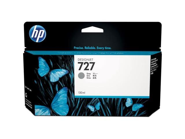 Hewlett Packard Hp 727 130-ml Gray Designjet