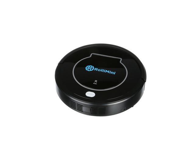 rollibot mini bl100 – quiet robotic vacuum cleaner. robot vacuum