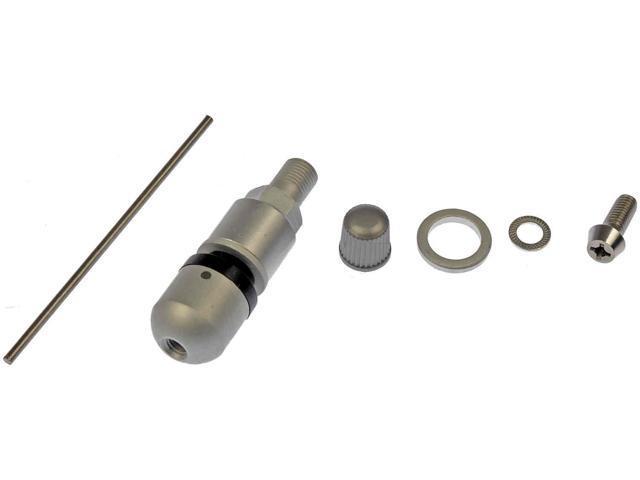 dorman tire pressure monitoring system tpms valve kit 609 149 1. Black Bedroom Furniture Sets. Home Design Ideas
