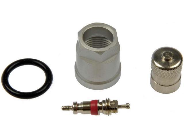 dorman tire pressure monitoring system tpms valve kit 609 115. Black Bedroom Furniture Sets. Home Design Ideas