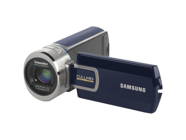 Samsung HMX-QF20 Flash Memory HD Digital Video Camcorder (Black)