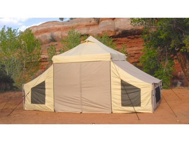 Undercover Apex Base - C& Tent with Sleepers Pop-Up  sc 1 st  Newegg.com & Undercover Apex Base - Camp Tent with Sleepers Pop-Up - Newegg.com