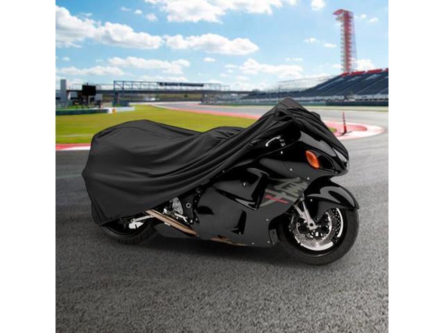 Motorcycle Bike Cover Travel Dust Storage For Kawasaki Ninja ZX6R ZX6RR Z600 600R
