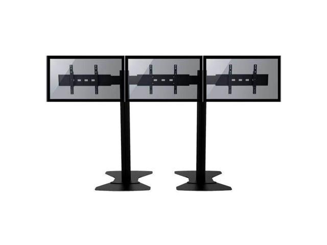 TygerClaw 3 TVs Stand for 30 to 60 inch TV