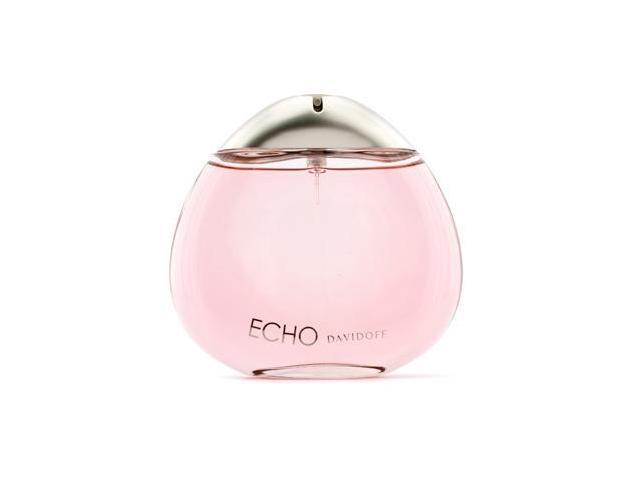 Davidoff - Echo Woman Eau De Parfum Spray 100ml/3.4oz