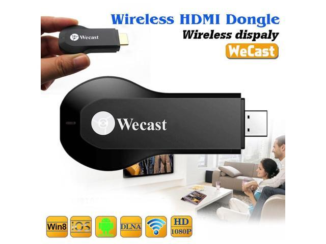 Wecast Wireless HDMI Dongle Wireless Display Receiver Full HD ...