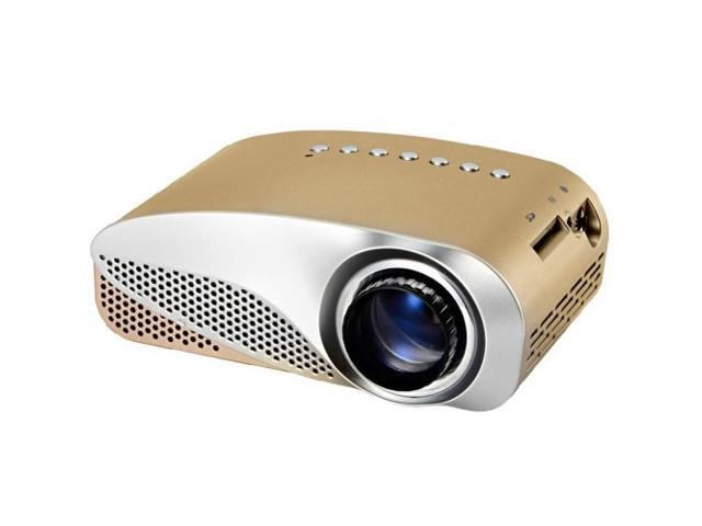 GP8S LED Mini Pocket Projector For Smart phones Mini Led ...