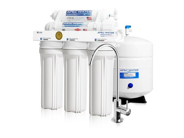 Apec Water Ro 90 Premium Quality 90gpd High Flow Reverse